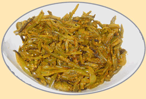 greenbeans curry