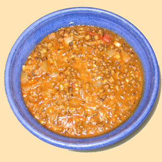 moong dhal curry